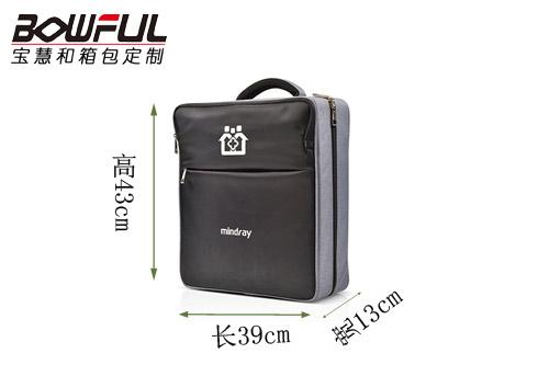 CCTV焦点访谈 深圳迈瑞一体机为民出诊-宝慧和医疗设备箱包